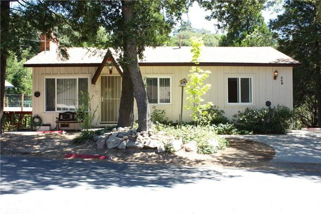 448 Wylerhorn Dr. Crestline, CA 92325 - MLS #: EV18149964