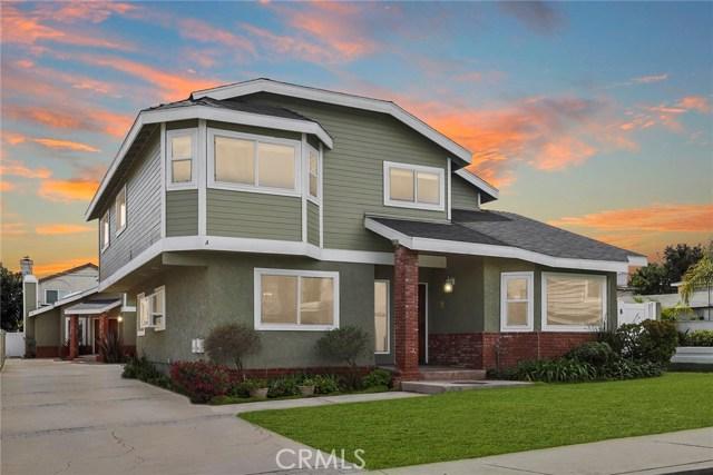 2222 Voorhees Avenue, Redondo Beach, California 90278, 4 Bedrooms Bedrooms, ,2 BathroomsBathrooms,Townhouse,For Sale,Voorhees,SB20059829