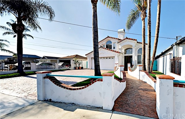 Single Family Home for Sale at 20637 Shearer Avenue Carson, California 90745 United States