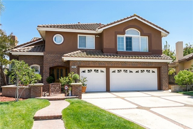 Single Family Home for Sale at 4992 Corsica Drive Cypress, California 90630 United States