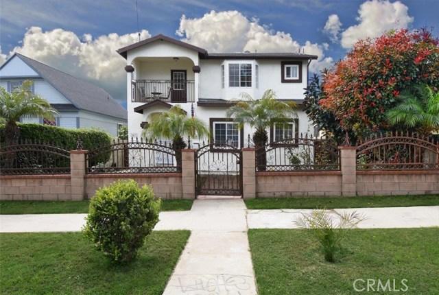 543 Santa Cruz, San Pedro, California 90731, ,Residential Income,For Sale,Santa Cruz,PV20127940