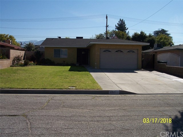 Single Family Home for Sale at 3641 Mayfield N San Bernardino, California 92405 United States
