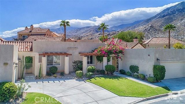 Condominium for Sale at 245 Canyon Circle Unit 35 245 Canyon Circle Palm Springs, California 92264 United States