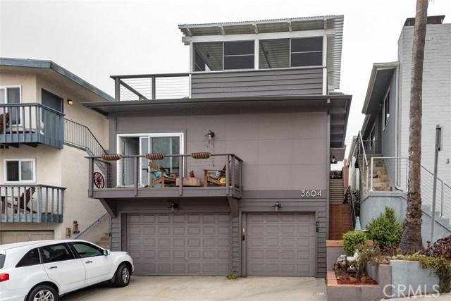 3604 Alma  Manhattan Beach CA 90266