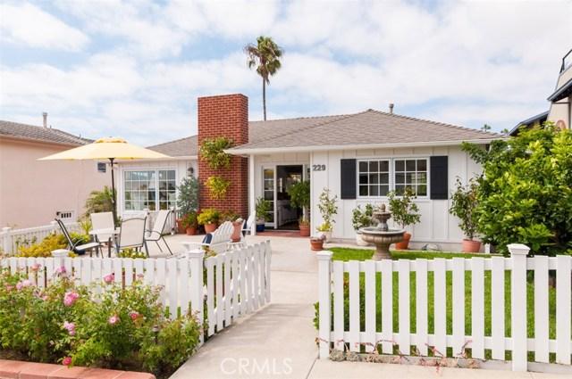 229 Ocean View, Newport Beach, CA 92663