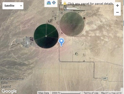 0 Fort Cady Road Newberry Springs, CA 00000 - MLS #: IV15029803