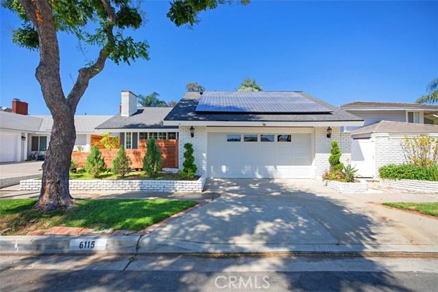 6115 E Camino Manzano, Anaheim Hills, California