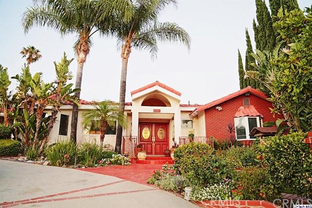Single Family Home for Sale at 4630 Rosemont Avenue La Crescenta, California 91214 United States