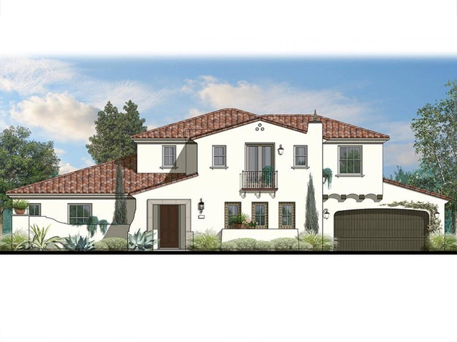One of Yorba Linda Homes for Sale at 16651  Lathrop Drive, 92886