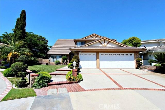 15301 Lillian Place Hacienda Heights, CA 91745 - MLS #: TR17175650