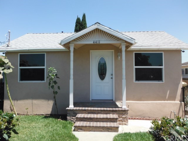 Single Family for Sale at 4411 Hartle Avenue Cudahy, California 90201 United States