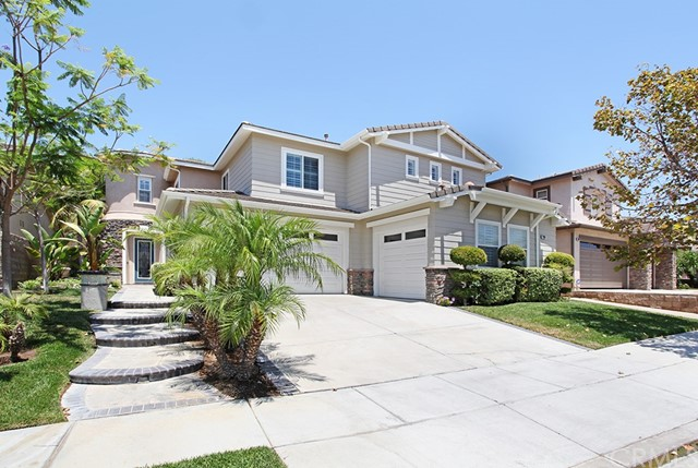Single Family Home for Rent at 3901 Whistle Train Road Brea, California 92823 United States
