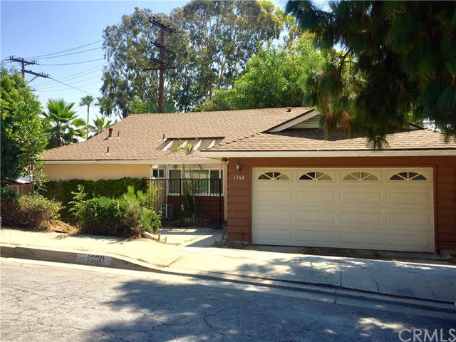 Single Family Home for Rent at 1360 Sunrise Drive S Monterey Park, California 91754 United States