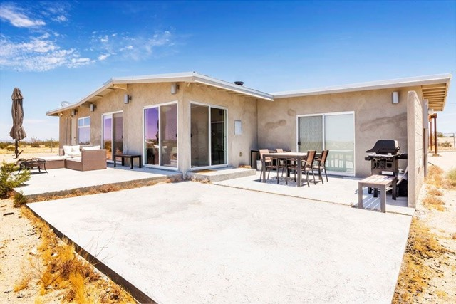 64780 Post Road Joshua Tree, CA 92252 - MLS #: JT17162470