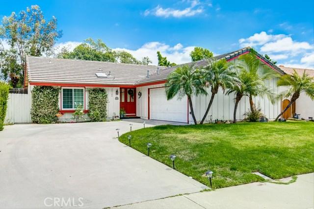 26166 Cordillera Drive, Mission Viejo, CA 92691