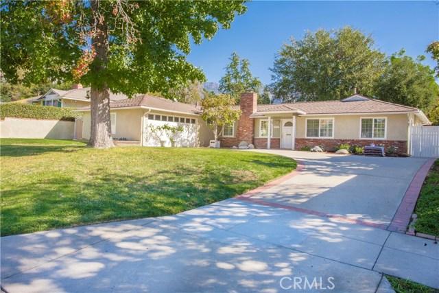 2128 Mar Vista Avenue, Altadena, CA 91001