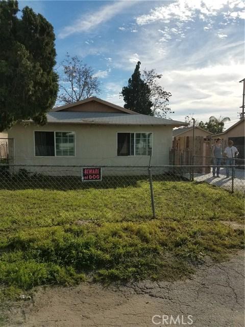 Single Family for Sale at 24665 6th Street San Bernardino, California 92410 United States