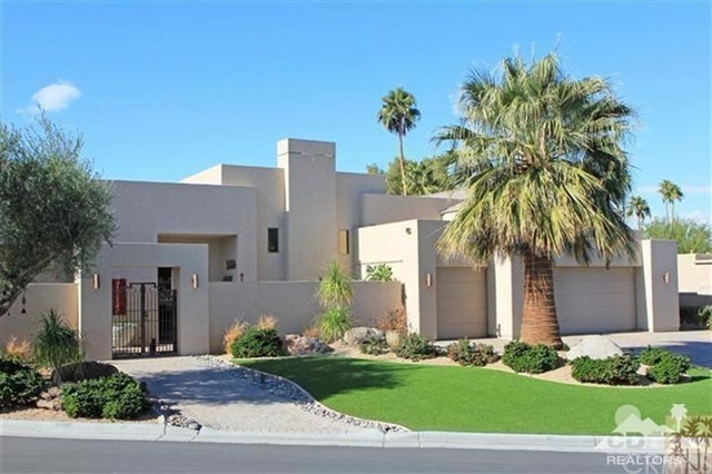 Single Family Home for Sale at 75780 Temple Lane 75780 Temple Lane Palm Desert, California 92211 United States