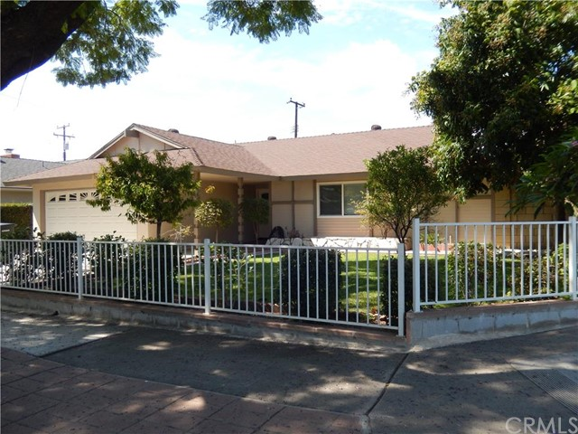Single Family Home for Rent at 835 East Culver St 835 Culver Orange, California 92869 United States