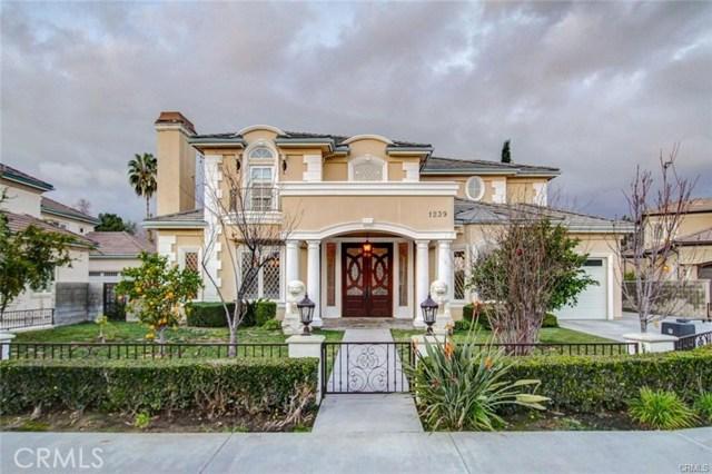 1239 Magnolia Court, Arcadia, CA 91006