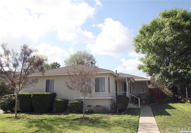 1011 S Bruce Lane Burbank, CA 91502 is listed for sale as MLS Listing 317001841