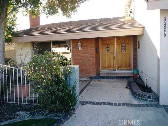 3806 Pasteur Street, Santa Ana, CA, 92707