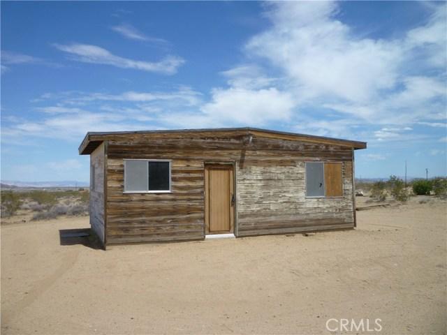 0 Cherokee Trail Landers, CA 92285 - MLS #: JT18126755