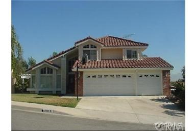Single Family Home for Rent at 18019 Cottontail Place Rowland Heights, California 91748 United States