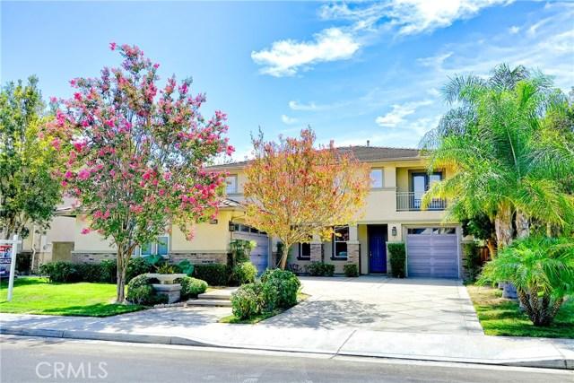 13323 Lilyrose Street Corona, CA 92880 - MLS #: CV18212281