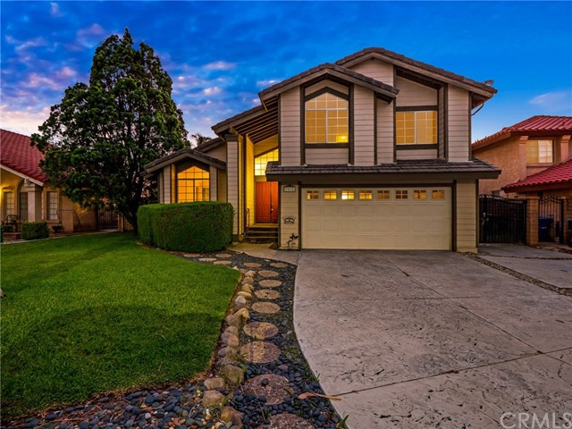 7078  Campbell Place, Rancho Cucamonga in San Bernardino County, CA 91701 Home for Sale