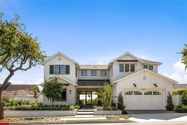 2301 Alta Vista Drive  Newport Beach CA 92660