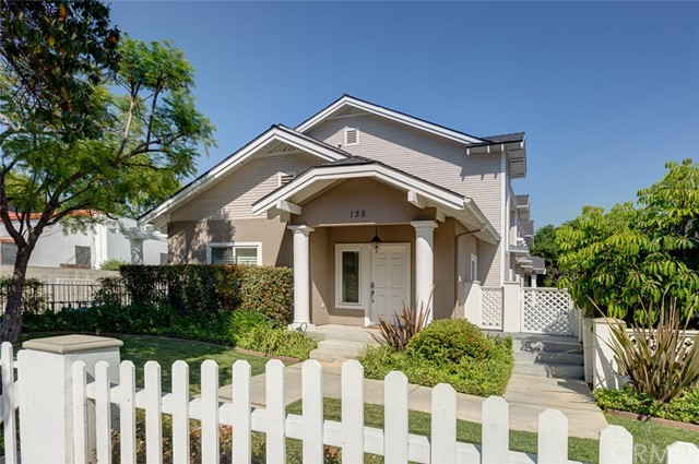 Townhouse for Rent at 138 Bonnie Avenue S Pasadena, California 91106 United States