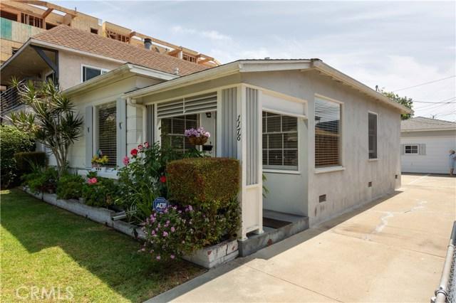 1176 Nelrose Avenue Venice, CA 90291 - MLS #: PW18208800