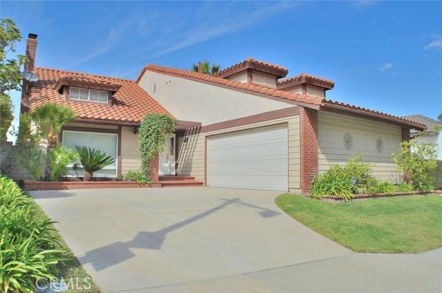 6489 E Camino Grande, Anaheim Hills, California