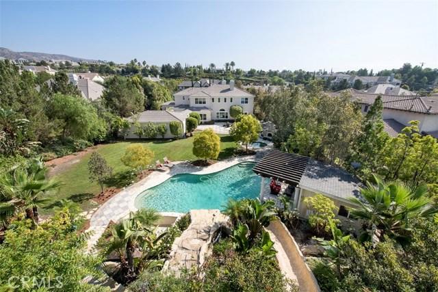 Single Family Home for Sale at 4305 Hidden Oaks Drive Yorba Linda, California 92886 United States