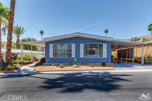 49305 Hwy 74 Unit 141 Palm Desert, CA 92260 - MLS #: 218013210DA