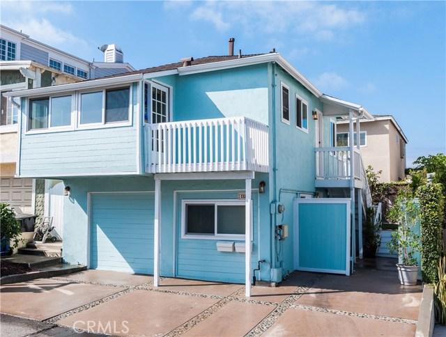 Maison unifamiliale pour l Vente à 1325 Loma Drive 1325 Loma Drive Hermosa Beach, Californie,90254 États-Unis