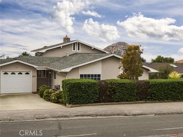 469 Fresno Avenue, Morro Bay, CA 93442