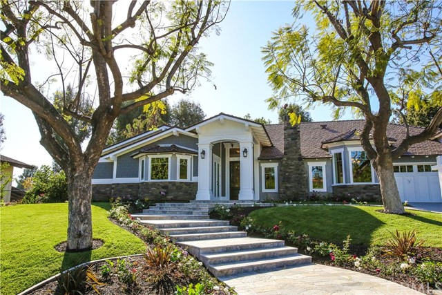Single Family Home for Sale at 9691 Villa Woods Drive Villa Park, California 92861 United States