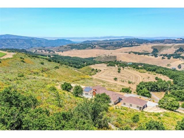 11770 Camino Escondido Road - Carmel Valley, California