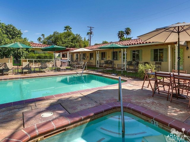 Single Family Home for Sale at 180 Sonora Road 180 Sonora Road Palm Springs, California 92264 United States