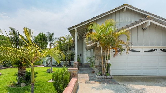 11652 Corinth Circle Fountain Valley, CA 92708 - MLS #: SW18194628
