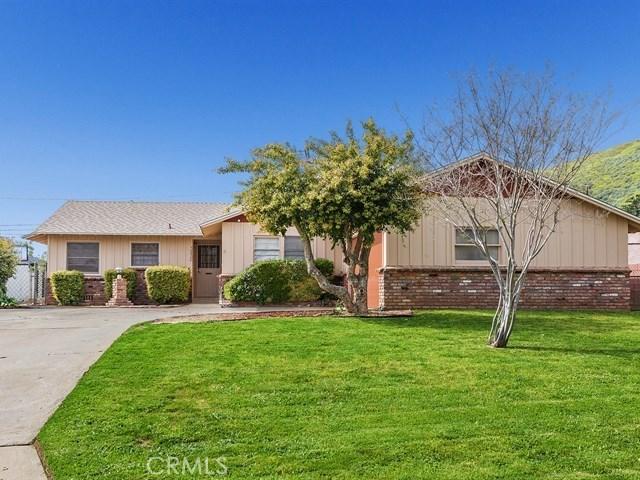 Single Family Home for Sale at 3236 Grande Vista Drive San Bernardino, California 92405 United States