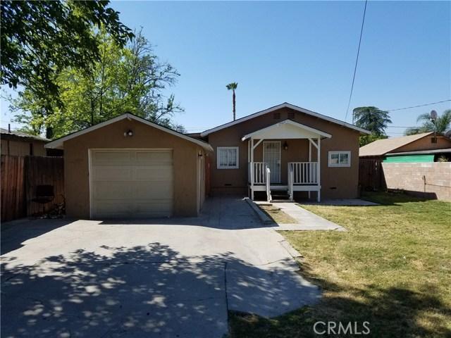 Single Family Home for Sale at 25469 Paloma Road San Bernardino, California 92410 United States