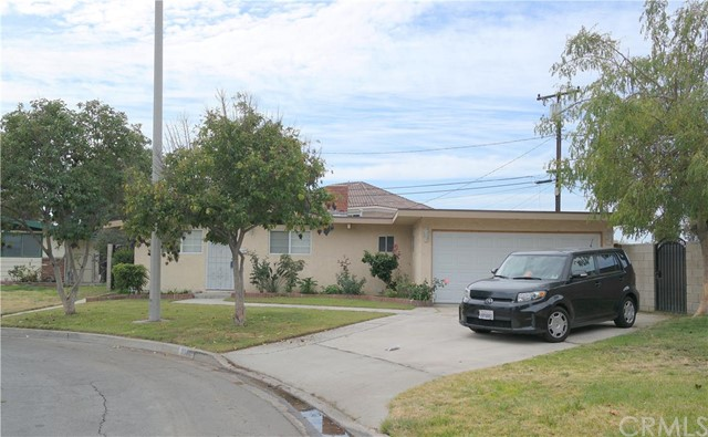 Single Family Home for Rent at 9154 Mercedes St Garden Grove, California 92841 United States