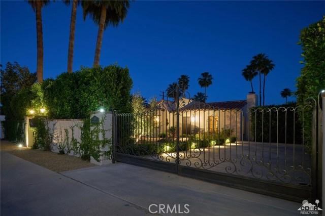 241 Mesquite Avenue Palm Springs, CA 92264 - MLS #: 217029698DA