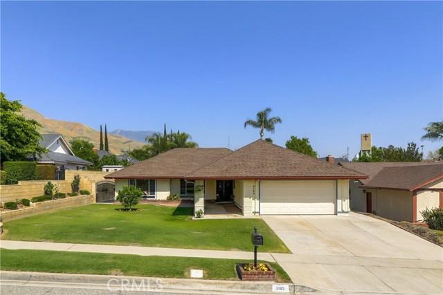 Single Family Home for Sale at 3165 Mckinley Avenue San Bernardino, California 92404 United States