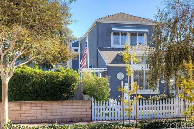 Single Family Home for Sale at 134 12th Street Seal Beach, California 90740 United States