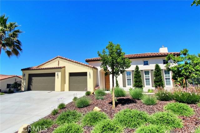 918 Vista Cerro Drive, Paso Robles, CA 93446