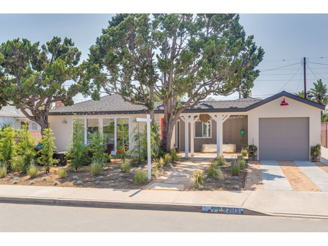 Single Family Home for Sale at 2113 Continental Avenue Costa Mesa, California 92627 United States